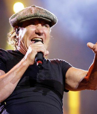 AC/DC podría volver a estar de gira con Brian Johnson