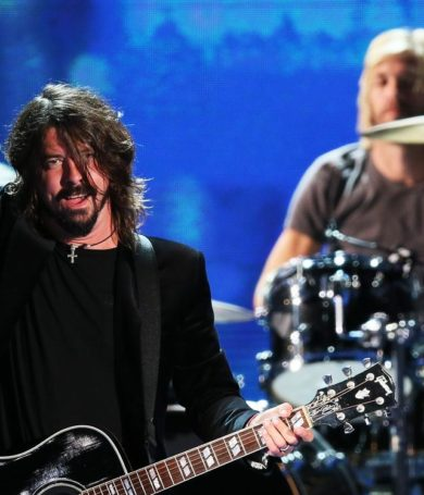 """Foo Fighters sorprende a sus fans con """"EP"""" sorpresa"""