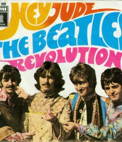 51 años de la grabación de Revolution.