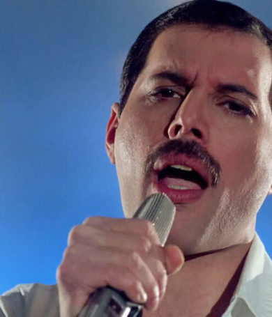 "Freddy Mercury: Se estrena ""Time Waits For No One"""