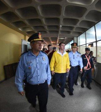 Ministerio Público dispone detención de Arístides Morales y otros seis dirigentes taxistas