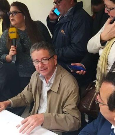 Destituciones o juicio político: Liberales emplazan por 24 horas a Mario Abdo