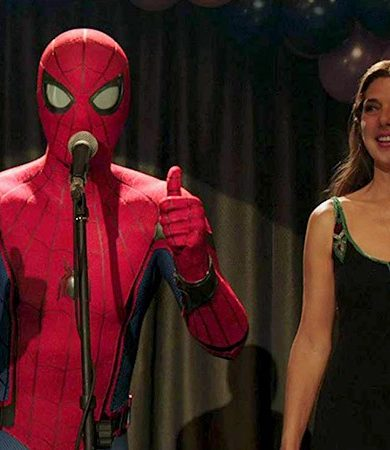 """Spider Man: Far From Home"" se viste de rock con Ac Dc y The Ramones."