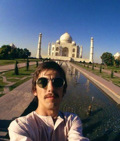 """George Harrison y su pasión por las """"selfie's"""""""