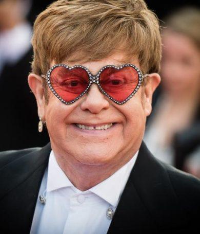 Elton John y sus 29 años de sobriedad