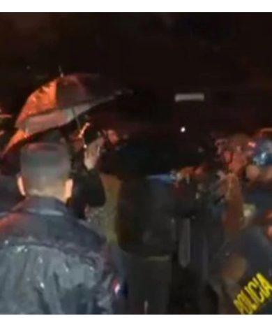"""Policías nos amenazaban que nos iban a torturar"": Manifestantes denuncian detención ilegal y represión"