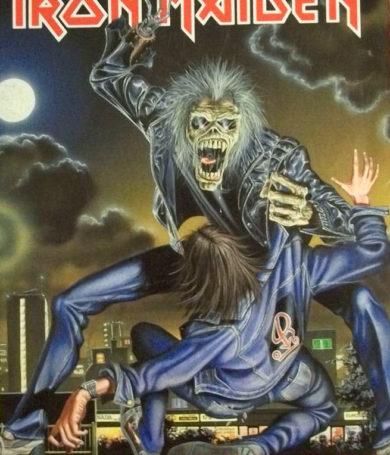 """El documental No Prayer On The Road de """"Iron Maiden"""" está disponible en YouTube"""