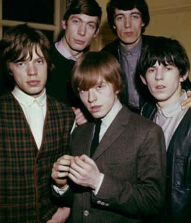 52 años del Primer concierto de los Rolling Stones