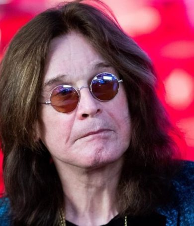 """Ozzy Osbourne: """"Estuve agonizando"""", refiriéndose a su estado de salud."""