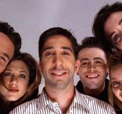 Friends llega a los cines por su 25° aniversario
