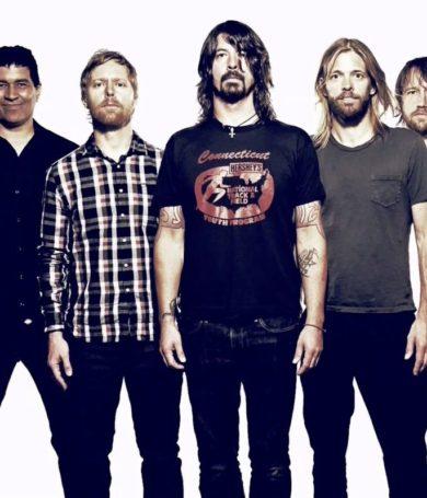 Foo Fighters invitó a un fanático en sillas de rueda a subir al escenario