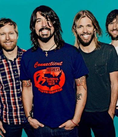 Foo Fighters: Lanzarán nuevo álbum en el 2020