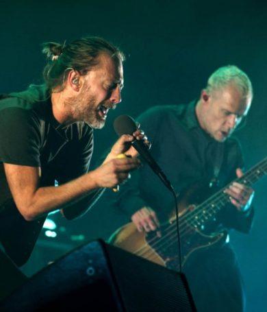 Escucha la colaboración de Thom Yorke y Flea