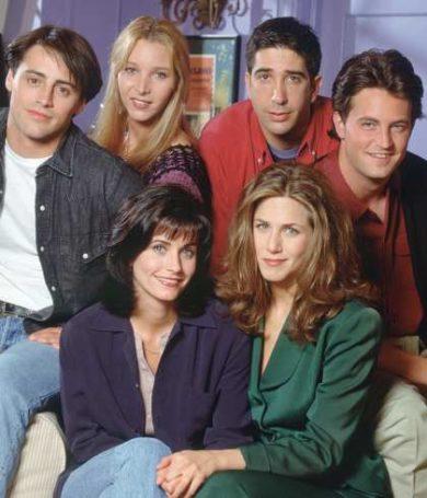 """Empresa norteamericana ofrece 1000 usd. por ver 60 capítulos de """"Friends"""""""