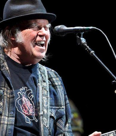 """""""Colorado"""" el nuevo álbum de Neil Young con Crazy Horse"""