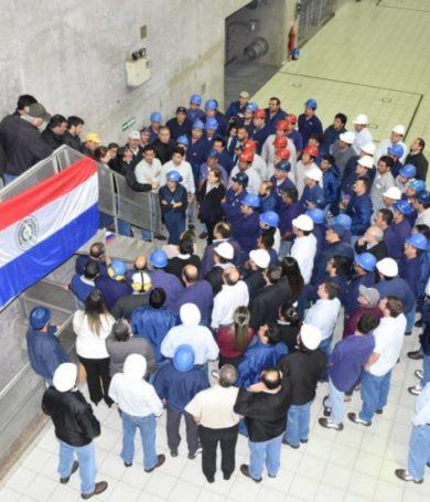 Principio de acuerdo entre Paraguay y Argentina para continuar trabajos de línea de 500 kv