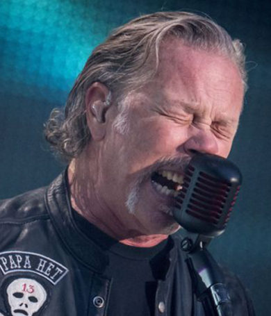 Metallica suspende su gira por Oceanía por ingreso a rehabilitación de James