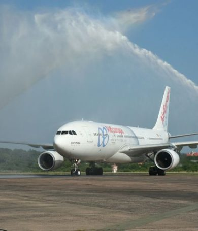 "Air Europa reduce sus tarifas de vuelo con su promo ""Time to fly"""
