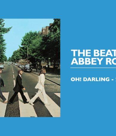 """Escucha la nueva versión de """"Oh! darling"""" de """"The Beatles"""""""