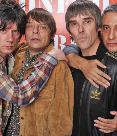 John Squire hace oficial la disolución de los Stones Roses
