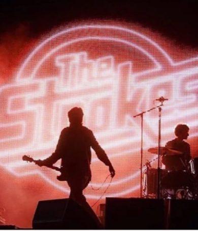 The Strokes ya ultima detalles para nuevo disco