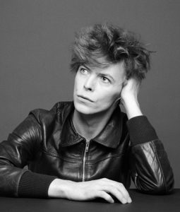 David Bowie quería ser un anti héroe