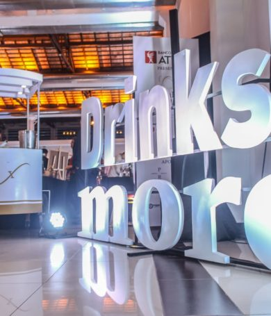 "Ya llega ""Drinks & More"""