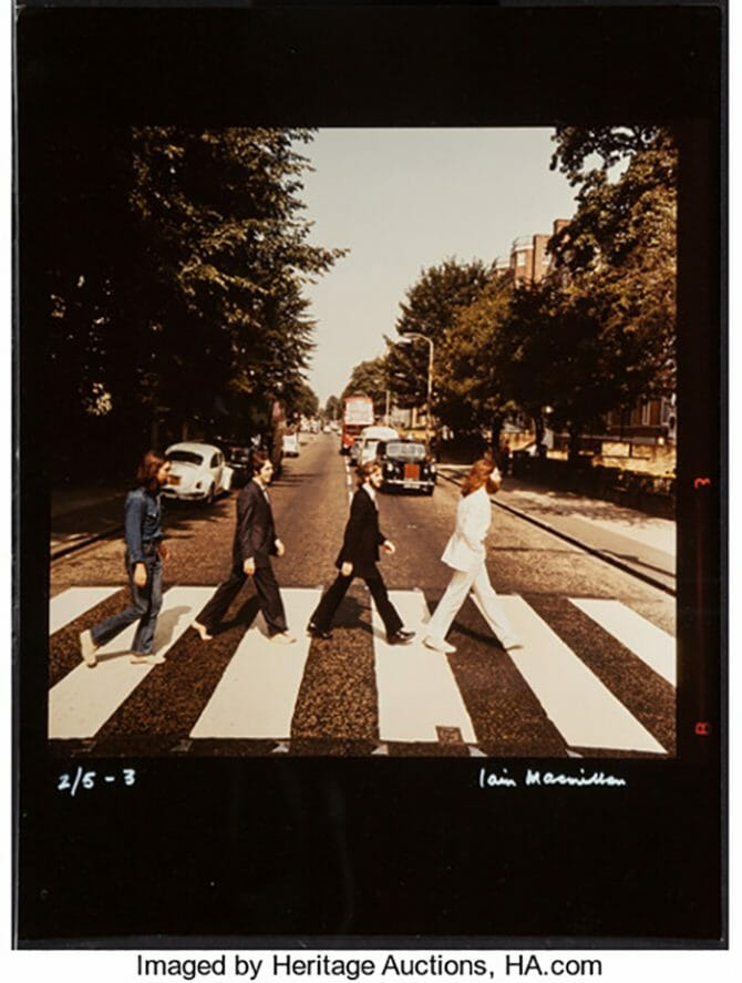 La Historia destrás de Abbey Road