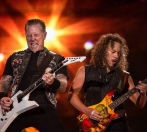 """Según Kirk Hammett, el próximo disco de Metallica """"Pateará Traseros"""""""