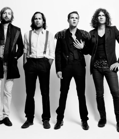 The Killers da la opción a sus fanáticos de elegir nombres a sus nuevas músicas