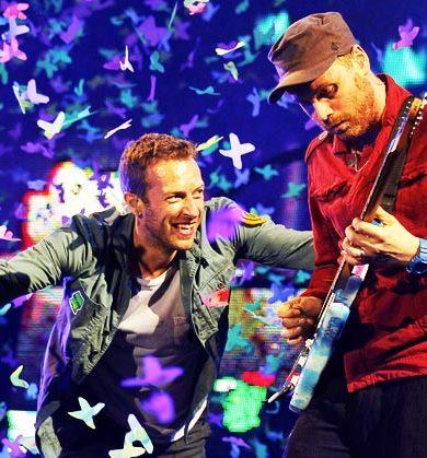 """Coldplay busca formar una gira más """"beneficiosas para el medio ambiente"""" en el futuro"""