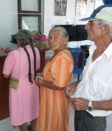 Última etapa del tercer ciclo de censo de adultos mayores para incorporarse al programa de pensión alimentaria