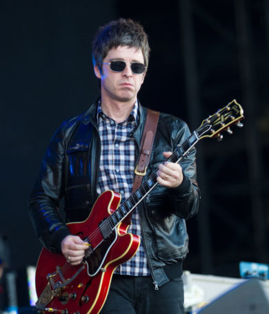 ¿The Smiths con Noel Gallagher?