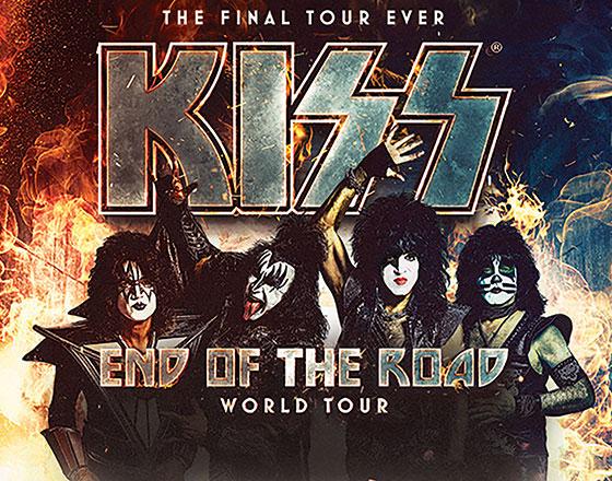 Kiss confirma fecha de concierto en Paraguay y ya hay fecha confirmada