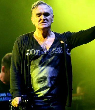 """Morrisey lanzará nuevo álbum """"I Am Not A Dog On A Chain"""""""