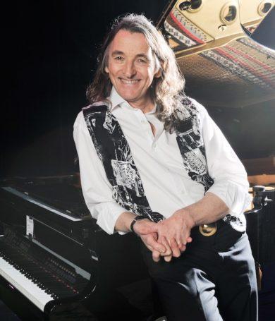 21 años del concierto de Roger Hodgson en Paraguay