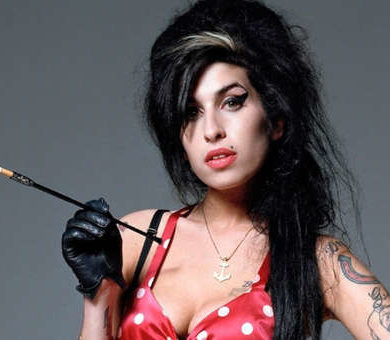 Exposición de Amy Winehouse para enero de 2020