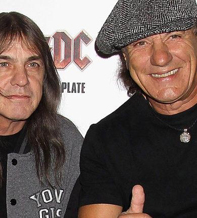 La reunión de AC/DC con Brian Johnson parece cada vez más cerca