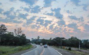 Miércoles cálido a caluroso y con posibles chaparrones, prevé Meteorología