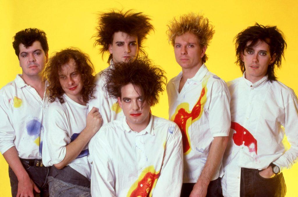 The Cure es la banda británica más buscada en Google en el 2019