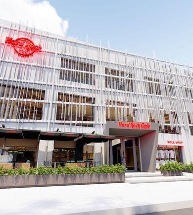 Hard Rock Café, un lugar con buena gastronomía y mucha música.