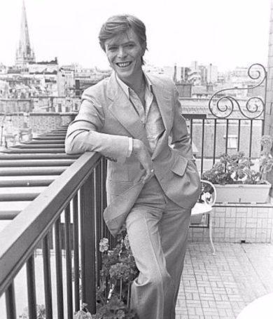 David Bowie tendrá una calle de Paris a su nombre