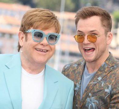 Globos de Oro: Mirá la reacción de Elton John luego de que Taron Egerton ganara un globo por su actuación en 'Rocketman'