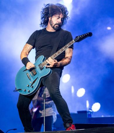 Foo Fighters comparte un vídeo con parte de la sesión de grabación de su próximo disco