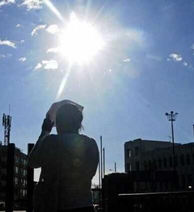 Miércoles caluroso y húmedo, anuncia Meteorología