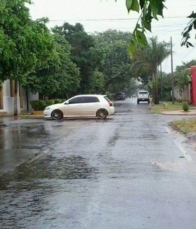 Martes caluroso y con lluvias, anuncia Meteorología