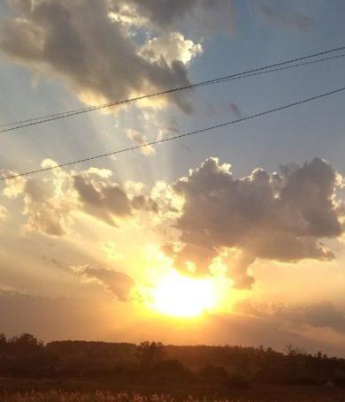 Jueves caluroso y sin lluvias en todo el país, prevé Meteorología