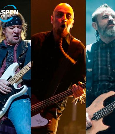 Miembros de Iron Maiden, System Of a Down y de Tool se unen en una sesión legendaria