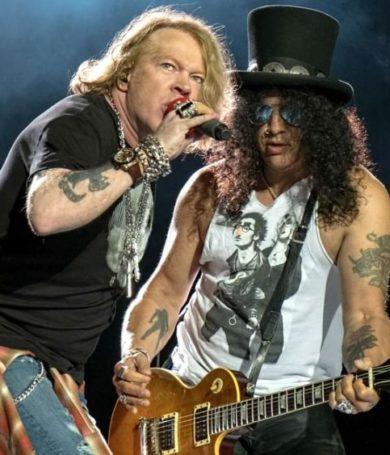 Los Guns N 'Roses reconocen que los cambios de la industria retrasan el lanzamiento de su próximo álbum