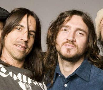 Mirá a los Red Hot actuando con John Frusciante luego de 12 años